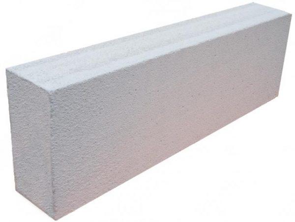 Газобетонный блок 625*250*100 (ГЛАВСТРОЙ)