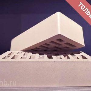 Кирпич клинкерный Липецкий Платина М300